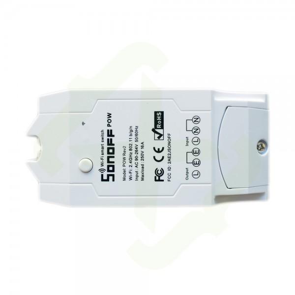 Sonoff Tasmota POW R2 WiFi – 15A