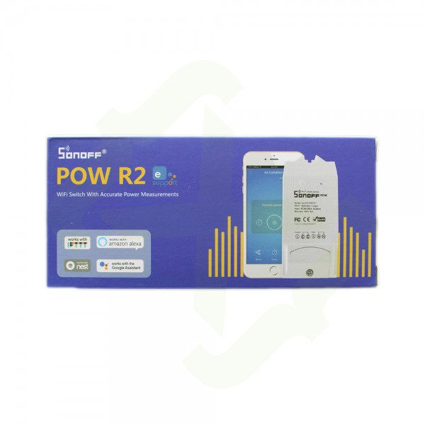 Sonoff POW R2 WiFi – 15A