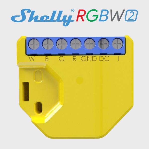 Shelly RGBW 2