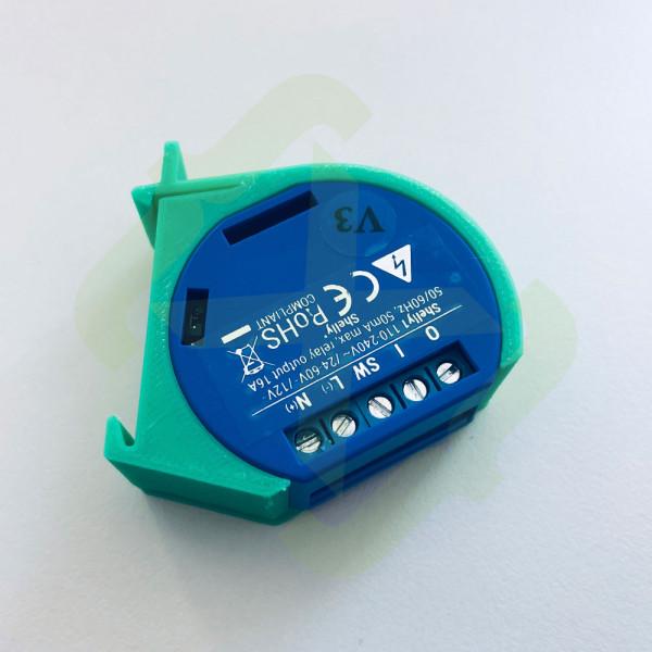 Shelly 1 Din Rail Clip Hutschienenadapter